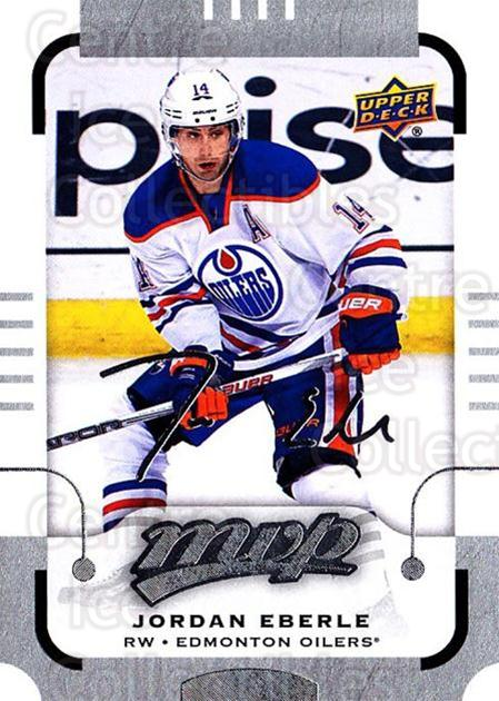 2015-16 Upper Deck Mvp Silver Script #72 Jordan Eberle<br/>1 In Stock - $2.00 each - <a href=https://centericecollectibles.foxycart.com/cart?name=2015-16%20Upper%20Deck%20Mvp%20Silver%20Script%20%2372%20Jordan%20Eberle...&quantity_max=1&price=$2.00&code=714429 class=foxycart> Buy it now! </a>