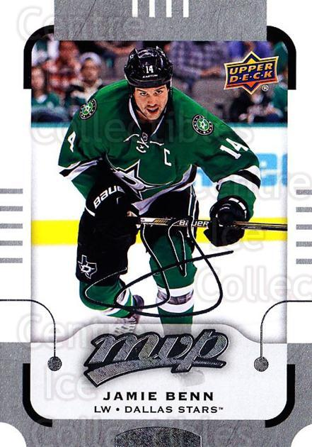 2015-16 Upper Deck Mvp Silver Script #99 Jamie Benn<br/>1 In Stock - $2.00 each - <a href=https://centericecollectibles.foxycart.com/cart?name=2015-16%20Upper%20Deck%20Mvp%20Silver%20Script%20%2399%20Jamie%20Benn...&quantity_max=1&price=$2.00&code=714456 class=foxycart> Buy it now! </a>