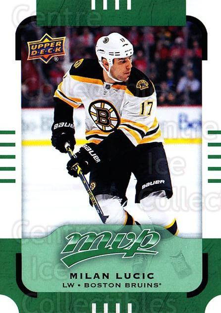 2015-16 Upper Deck Mvp Green #2 Milan Lucic<br/>4 In Stock - $2.00 each - <a href=https://centericecollectibles.foxycart.com/cart?name=2015-16%20Upper%20Deck%20Mvp%20Green%20%232%20Milan%20Lucic...&quantity_max=4&price=$2.00&code=714641 class=foxycart> Buy it now! </a>