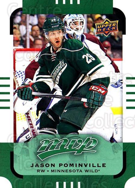 2015-16 Upper Deck Mvp Green #8 Jason Pominville<br/>4 In Stock - $2.00 each - <a href=https://centericecollectibles.foxycart.com/cart?name=2015-16%20Upper%20Deck%20Mvp%20Green%20%238%20Jason%20Pominvill...&quantity_max=4&price=$2.00&code=714647 class=foxycart> Buy it now! </a>