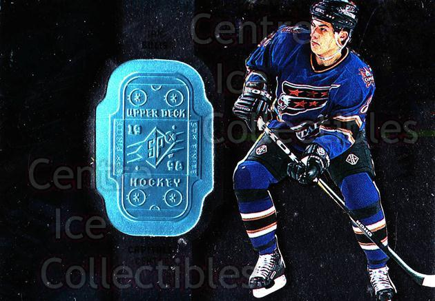 1998-99 SPx Finite #89 Jan Bulis<br/>5 In Stock - $1.00 each - <a href=https://centericecollectibles.foxycart.com/cart?name=1998-99%20SPx%20Finite%20%2389%20Jan%20Bulis...&quantity_max=5&price=$1.00&code=71466 class=foxycart> Buy it now! </a>