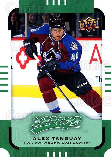 2015-16 Upper Deck Mvp Green #64 Alex Tanguay<br/>3 In Stock - $2.00 each - <a href=https://centericecollectibles.foxycart.com/cart?name=2015-16%20Upper%20Deck%20Mvp%20Green%20%2364%20Alex%20Tanguay...&quantity_max=3&price=$2.00&code=714703 class=foxycart> Buy it now! </a>