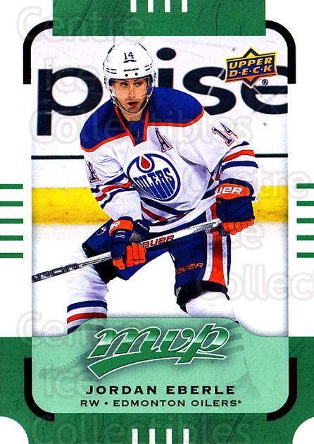 2015-16 Upper Deck Mvp Green #72 Jordan Eberle<br/>4 In Stock - $2.00 each - <a href=https://centericecollectibles.foxycart.com/cart?name=2015-16%20Upper%20Deck%20Mvp%20Green%20%2372%20Jordan%20Eberle...&quantity_max=4&price=$2.00&code=714711 class=foxycart> Buy it now! </a>