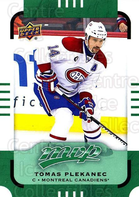 2015-16 Upper Deck Mvp Green #93 Tomas Plekanec<br/>4 In Stock - $2.00 each - <a href=https://centericecollectibles.foxycart.com/cart?name=2015-16%20Upper%20Deck%20Mvp%20Green%20%2393%20Tomas%20Plekanec...&quantity_max=4&price=$2.00&code=714732 class=foxycart> Buy it now! </a>