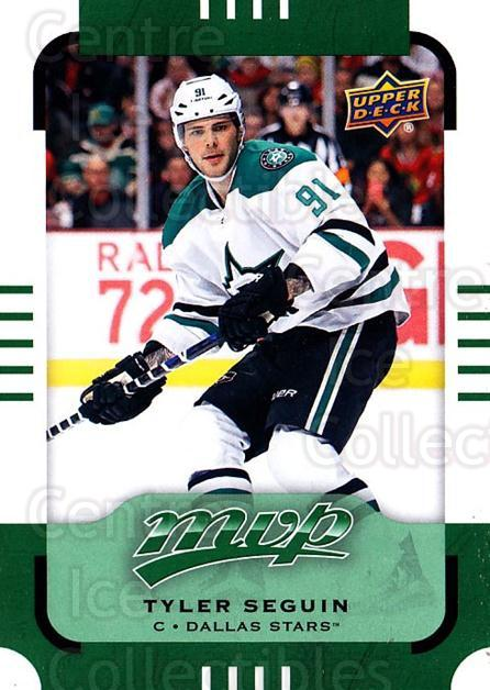 2015-16 Upper Deck Mvp Green #110 Tyler Seguin<br/>1 In Stock - $3.00 each - <a href=https://centericecollectibles.foxycart.com/cart?name=2015-16%20Upper%20Deck%20Mvp%20Green%20%23110%20Tyler%20Seguin...&quantity_max=1&price=$3.00&code=714749 class=foxycart> Buy it now! </a>