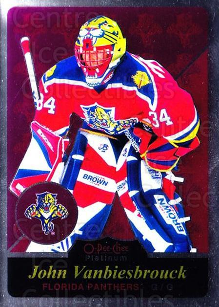2015-16 O-Pee-Chee Platinum Retro #7 John Vanbiesbrouck<br/>1 In Stock - $3.00 each - <a href=https://centericecollectibles.foxycart.com/cart?name=2015-16%20O-Pee-Chee%20Platinum%20Retro%20%237%20John%20Vanbiesbro...&quantity_max=1&price=$3.00&code=714864 class=foxycart> Buy it now! </a>