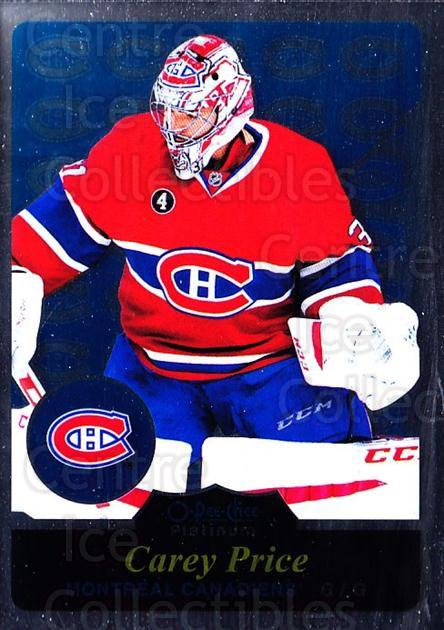 2015-16 O-Pee-Chee Platinum Retro #26 Carey Price<br/>2 In Stock - $10.00 each - <a href=https://centericecollectibles.foxycart.com/cart?name=2015-16%20O-Pee-Chee%20Platinum%20Retro%20%2326%20Carey%20Price...&price=$10.00&code=714883 class=foxycart> Buy it now! </a>