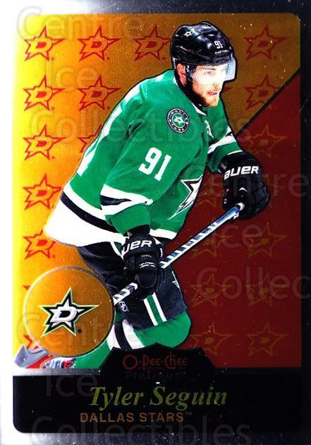 2015-16 O-Pee-Chee Platinum Retro #40 Tyler Seguin<br/>3 In Stock - $3.00 each - <a href=https://centericecollectibles.foxycart.com/cart?name=2015-16%20O-Pee-Chee%20Platinum%20Retro%20%2340%20Tyler%20Seguin...&quantity_max=3&price=$3.00&code=714897 class=foxycart> Buy it now! </a>