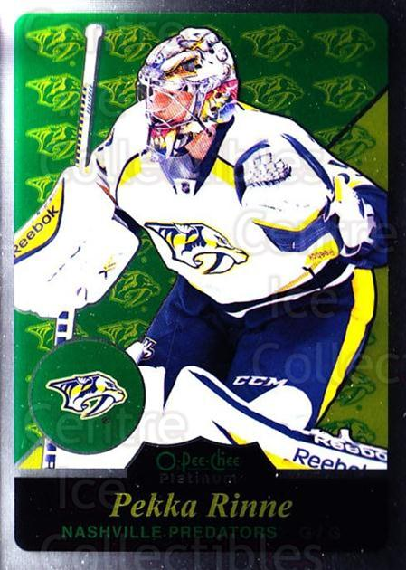 2015-16 O-Pee-Chee Platinum Retro #53 Pekka Rinne<br/>1 In Stock - $3.00 each - <a href=https://centericecollectibles.foxycart.com/cart?name=2015-16%20O-Pee-Chee%20Platinum%20Retro%20%2353%20Pekka%20Rinne...&quantity_max=1&price=$3.00&code=714910 class=foxycart> Buy it now! </a>