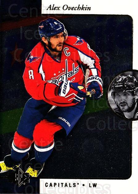 2015-16 SP Authentic 1995-96 SP Retro #30 Alexander Ovechkin<br/>1 In Stock - $5.00 each - <a href=https://centericecollectibles.foxycart.com/cart?name=2015-16%20SP%20Authentic%201995-96%20SP%20Retro%20%2330%20Alexander%20Ovech...&price=$5.00&code=715054 class=foxycart> Buy it now! </a>