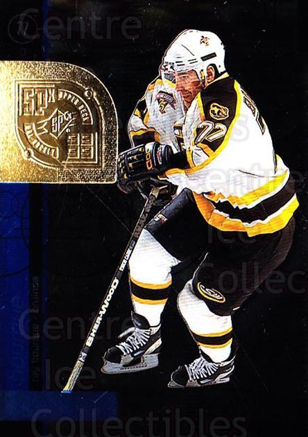 1998-99 SPx Top Prospects #3 Ray Bourque<br/>4 In Stock - $1.00 each - <a href=https://centericecollectibles.foxycart.com/cart?name=1998-99%20SPx%20Top%20Prospects%20%233%20Ray%20Bourque...&quantity_max=4&price=$1.00&code=71513 class=foxycart> Buy it now! </a>