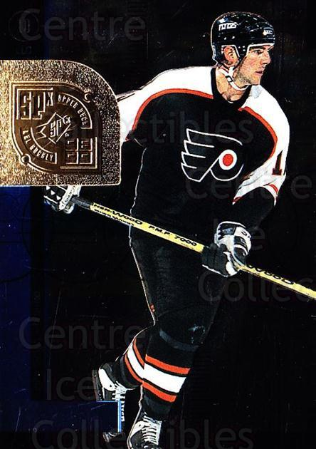 1998-99 SPx Top Prospects #44 John LeClair<br/>5 In Stock - $1.00 each - <a href=https://centericecollectibles.foxycart.com/cart?name=1998-99%20SPx%20Top%20Prospects%20%2344%20John%20LeClair...&quantity_max=5&price=$1.00&code=71528 class=foxycart> Buy it now! </a>