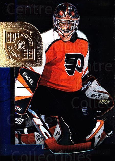 1998-99 SPx Top Prospects #45 John Vanbiesbrouck<br/>3 In Stock - $1.00 each - <a href=https://centericecollectibles.foxycart.com/cart?name=1998-99%20SPx%20Top%20Prospects%20%2345%20John%20Vanbiesbro...&quantity_max=3&price=$1.00&code=71529 class=foxycart> Buy it now! </a>