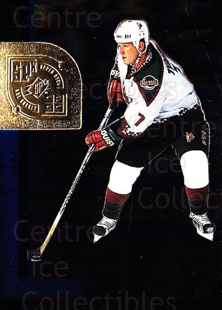1998-99 SPx Top Prospects #46 Keith Tkachuk<br/>4 In Stock - $1.00 each - <a href=https://centericecollectibles.foxycart.com/cart?name=1998-99%20SPx%20Top%20Prospects%20%2346%20Keith%20Tkachuk...&quantity_max=4&price=$1.00&code=71530 class=foxycart> Buy it now! </a>