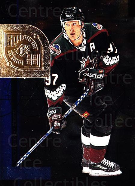 1998-99 SPx Top Prospects #47 Jeremy Roenick<br/>5 In Stock - $1.00 each - <a href=https://centericecollectibles.foxycart.com/cart?name=1998-99%20SPx%20Top%20Prospects%20%2347%20Jeremy%20Roenick...&quantity_max=5&price=$1.00&code=71531 class=foxycart> Buy it now! </a>