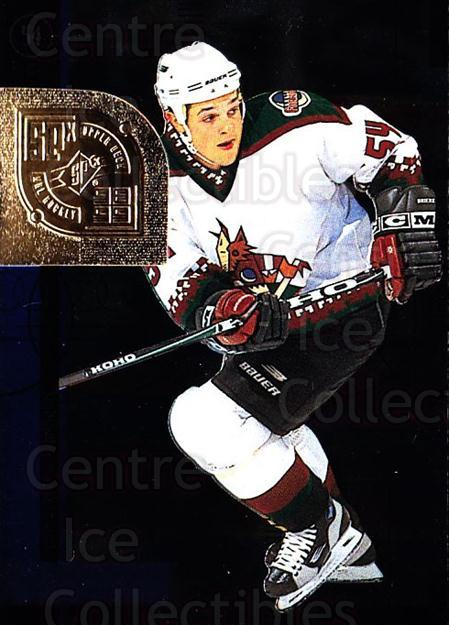 1998-99 SPx Top Prospects #48 Daniel Briere<br/>4 In Stock - $1.00 each - <a href=https://centericecollectibles.foxycart.com/cart?name=1998-99%20SPx%20Top%20Prospects%20%2348%20Daniel%20Briere...&quantity_max=4&price=$1.00&code=71532 class=foxycart> Buy it now! </a>