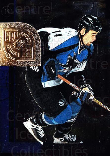 1998-99 SPx Top Prospects #50 Patrick Marleau<br/>5 In Stock - $1.00 each - <a href=https://centericecollectibles.foxycart.com/cart?name=1998-99%20SPx%20Top%20Prospects%20%2350%20Patrick%20Marleau...&quantity_max=5&price=$1.00&code=71535 class=foxycart> Buy it now! </a>