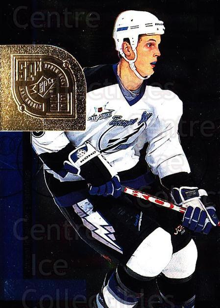 1998-99 SPx Top Prospects #53 Vincent Lecavalier<br/>5 In Stock - $1.00 each - <a href=https://centericecollectibles.foxycart.com/cart?name=1998-99%20SPx%20Top%20Prospects%20%2353%20Vincent%20Lecaval...&quantity_max=5&price=$1.00&code=71538 class=foxycart> Buy it now! </a>
