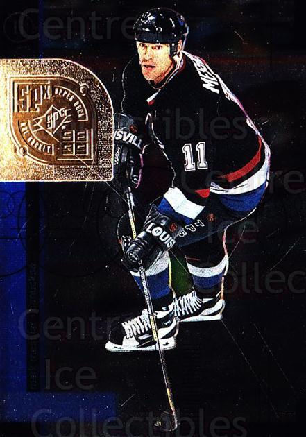 1998-99 SPx Top Prospects #57 Mark Messier<br/>5 In Stock - $1.00 each - <a href=https://centericecollectibles.foxycart.com/cart?name=1998-99%20SPx%20Top%20Prospects%20%2357%20Mark%20Messier...&quantity_max=5&price=$1.00&code=71542 class=foxycart> Buy it now! </a>