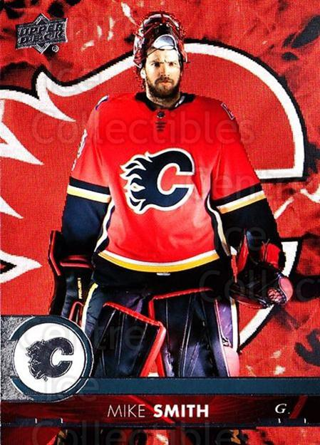2017-18 Upper Deck #279 Mike Smith<br/>9 In Stock - $1.00 each - <a href=https://centericecollectibles.foxycart.com/cart?name=2017-18%20Upper%20Deck%20%23279%20Mike%20Smith...&quantity_max=9&price=$1.00&code=715473 class=foxycart> Buy it now! </a>