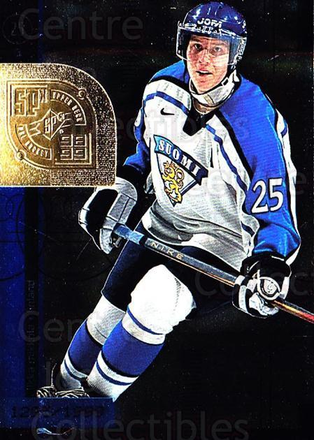 1998-99 SPx Top Prospects #71 Ilkka Mikkola<br/>10 In Stock - $3.00 each - <a href=https://centericecollectibles.foxycart.com/cart?name=1998-99%20SPx%20Top%20Prospects%20%2371%20Ilkka%20Mikkola...&quantity_max=10&price=$3.00&code=71551 class=foxycart> Buy it now! </a>