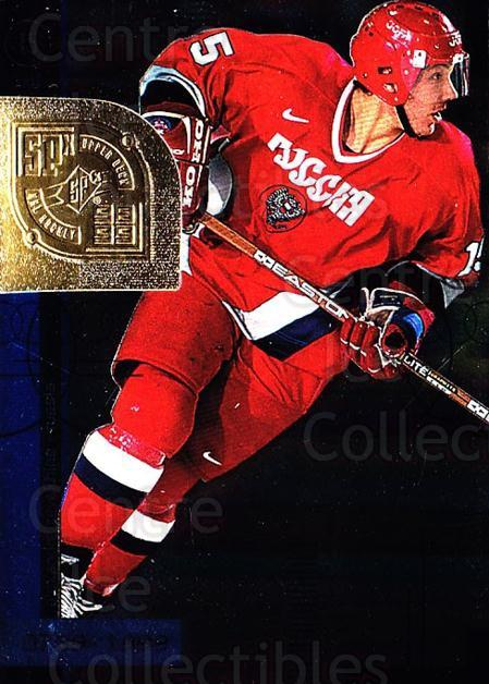 1998-99 SPx Top Prospects #77 Alexander Zevakhin<br/>4 In Stock - $3.00 each - <a href=https://centericecollectibles.foxycart.com/cart?name=1998-99%20SPx%20Top%20Prospects%20%2377%20Alexander%20Zevak...&quantity_max=4&price=$3.00&code=71555 class=foxycart> Buy it now! </a>
