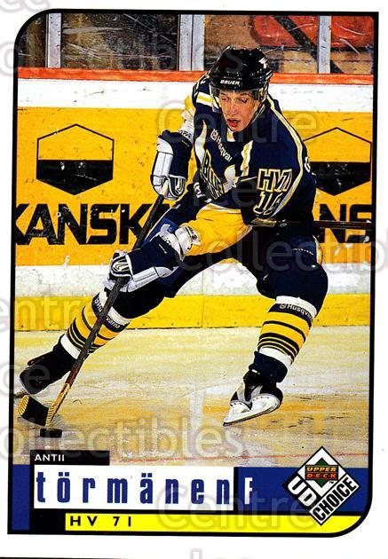 1998-99 Swedish UD Choice #110 Antti Tormanen<br/>8 In Stock - $2.00 each - <a href=https://centericecollectibles.foxycart.com/cart?name=1998-99%20Swedish%20UD%20Choice%20%23110%20Antti%20Tormanen...&price=$2.00&code=71587 class=foxycart> Buy it now! </a>