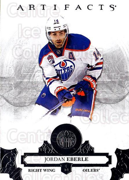2017-18 UD Artifacts #20 Jordan Eberle<br/>3 In Stock - $1.00 each - <a href=https://centericecollectibles.foxycart.com/cart?name=2017-18%20UD%20Artifacts%20%2320%20Jordan%20Eberle...&quantity_max=3&price=$1.00&code=715945 class=foxycart> Buy it now! </a>