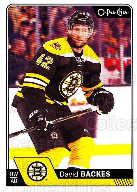 2016-17 O-Pee-Chee #662 David Backes<br/>1 In Stock - $1.00 each - <a href=https://centericecollectibles.foxycart.com/cart?name=2016-17%20O-Pee-Chee%20%23662%20David%20Backes...&quantity_max=1&price=$1.00&code=717038 class=foxycart> Buy it now! </a>