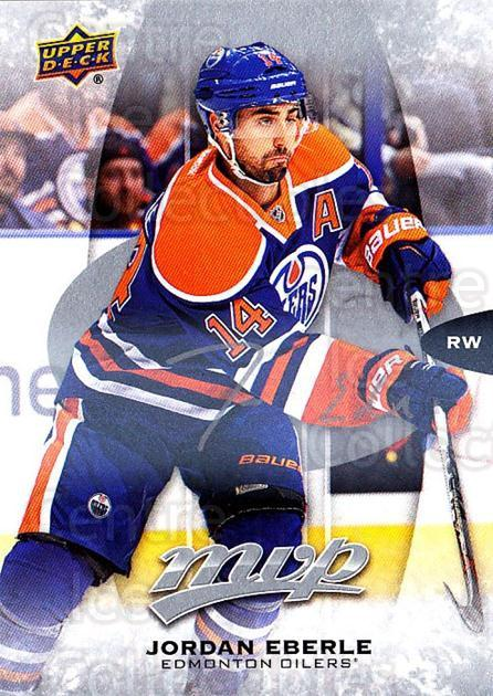 2016-17 Upper Deck MVP Silver Script #208 Jordan Eberle<br/>2 In Stock - $3.00 each - <a href=https://centericecollectibles.foxycart.com/cart?name=2016-17%20Upper%20Deck%20MVP%20Silver%20Script%20%23208%20Jordan%20Eberle...&quantity_max=2&price=$3.00&code=717093 class=foxycart> Buy it now! </a>