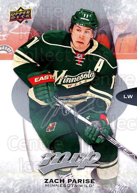 2016-17 Upper Deck MVP Silver Script #260 Zach Parise<br/>1 In Stock - $3.00 each - <a href=https://centericecollectibles.foxycart.com/cart?name=2016-17%20Upper%20Deck%20MVP%20Silver%20Script%20%23260%20Zach%20Parise...&quantity_max=1&price=$3.00&code=717108 class=foxycart> Buy it now! </a>