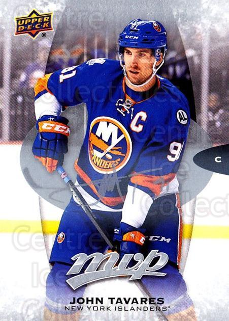2016-17 Upper Deck MVP Silver Script #207 John Tavares<br/>3 In Stock - $3.00 each - <a href=https://centericecollectibles.foxycart.com/cart?name=2016-17%20Upper%20Deck%20MVP%20Silver%20Script%20%23207%20John%20Tavares...&quantity_max=3&price=$3.00&code=717126 class=foxycart> Buy it now! </a>