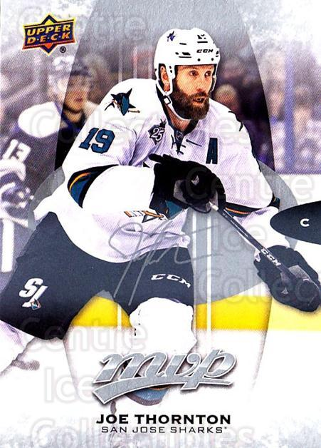 2016-17 Upper Deck MVP Silver Script #214 Joe Thornton<br/>2 In Stock - $3.00 each - <a href=https://centericecollectibles.foxycart.com/cart?name=2016-17%20Upper%20Deck%20MVP%20Silver%20Script%20%23214%20Joe%20Thornton...&quantity_max=2&price=$3.00&code=717128 class=foxycart> Buy it now! </a>