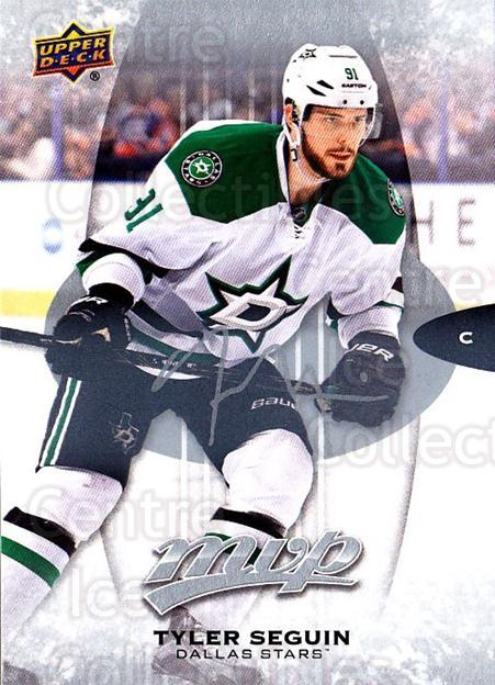2016-17 Upper Deck MVP Silver Script #233 Tyler Seguin<br/>1 In Stock - $3.00 each - <a href=https://centericecollectibles.foxycart.com/cart?name=2016-17%20Upper%20Deck%20MVP%20Silver%20Script%20%23233%20Tyler%20Seguin...&quantity_max=1&price=$3.00&code=717143 class=foxycart> Buy it now! </a>