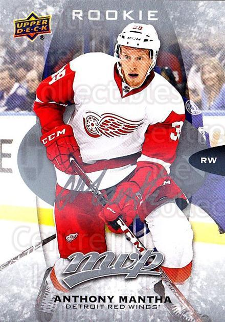 2016-17 Upper Deck MVP Silver Script #296 Anthony Mantha<br/>1 In Stock - $5.00 each - <a href=https://centericecollectibles.foxycart.com/cart?name=2016-17%20Upper%20Deck%20MVP%20Silver%20Script%20%23296%20Anthony%20Mantha...&quantity_max=1&price=$5.00&code=717146 class=foxycart> Buy it now! </a>