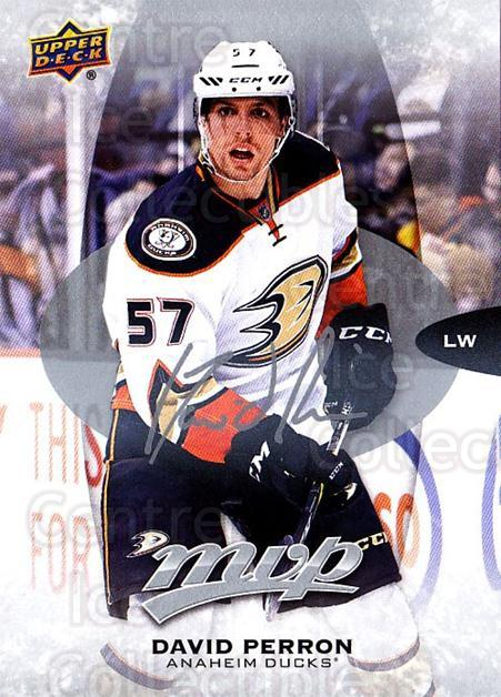 2016-17 Upper Deck MVP Silver Script #71 David Perron<br/>2 In Stock - $2.00 each - <a href=https://centericecollectibles.foxycart.com/cart?name=2016-17%20Upper%20Deck%20MVP%20Silver%20Script%20%2371%20David%20Perron...&quantity_max=2&price=$2.00&code=717149 class=foxycart> Buy it now! </a>