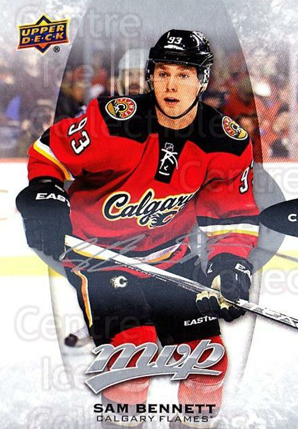 2016-17 Upper Deck MVP Silver Script #236 Sam Bennett<br/>1 In Stock - $3.00 each - <a href=https://centericecollectibles.foxycart.com/cart?name=2016-17%20Upper%20Deck%20MVP%20Silver%20Script%20%23236%20Sam%20Bennett...&quantity_max=1&price=$3.00&code=717154 class=foxycart> Buy it now! </a>
