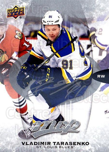 2016-17 Upper Deck MVP Silver Script #252 Vladimir Tarasenko<br/>1 In Stock - $3.00 each - <a href=https://centericecollectibles.foxycart.com/cart?name=2016-17%20Upper%20Deck%20MVP%20Silver%20Script%20%23252%20Vladimir%20Tarase...&quantity_max=1&price=$3.00&code=717162 class=foxycart> Buy it now! </a>