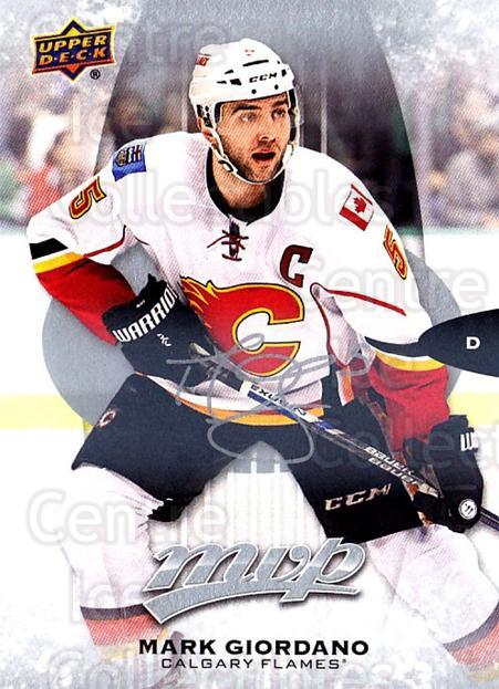 2016-17 Upper Deck MVP Silver Script #257 Mark Giordano<br/>1 In Stock - $3.00 each - <a href=https://centericecollectibles.foxycart.com/cart?name=2016-17%20Upper%20Deck%20MVP%20Silver%20Script%20%23257%20Mark%20Giordano...&quantity_max=1&price=$3.00&code=717165 class=foxycart> Buy it now! </a>
