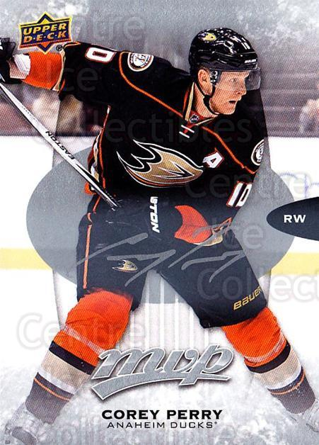 2016-17 Upper Deck MVP Silver Script #263 Corey Perry<br/>1 In Stock - $3.00 each - <a href=https://centericecollectibles.foxycart.com/cart?name=2016-17%20Upper%20Deck%20MVP%20Silver%20Script%20%23263%20Corey%20Perry...&quantity_max=1&price=$3.00&code=717169 class=foxycart> Buy it now! </a>