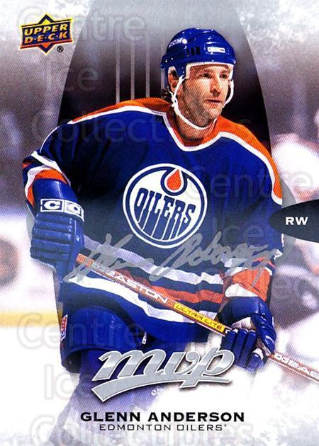 2016-17 Upper Deck MVP Silver Script #273 Glenn Anderson<br/>1 In Stock - $3.00 each - <a href=https://centericecollectibles.foxycart.com/cart?name=2016-17%20Upper%20Deck%20MVP%20Silver%20Script%20%23273%20Glenn%20Anderson...&quantity_max=1&price=$3.00&code=717176 class=foxycart> Buy it now! </a>