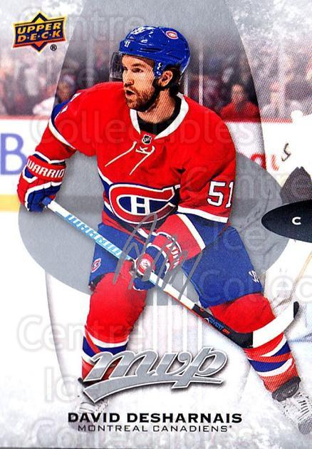 2016-17 Upper Deck MVP Silver Script #14 David Desharnais<br/>1 In Stock - $2.00 each - <a href=https://centericecollectibles.foxycart.com/cart?name=2016-17%20Upper%20Deck%20MVP%20Silver%20Script%20%2314%20David%20Desharnai...&quantity_max=1&price=$2.00&code=717212 class=foxycart> Buy it now! </a>