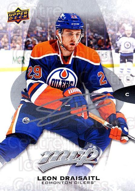 2016-17 Upper Deck MVP Silver Script #84 Leon Draisaitl<br/>2 In Stock - $3.00 each - <a href=https://centericecollectibles.foxycart.com/cart?name=2016-17%20Upper%20Deck%20MVP%20Silver%20Script%20%2384%20Leon%20Draisaitl...&quantity_max=2&price=$3.00&code=717229 class=foxycart> Buy it now! </a>