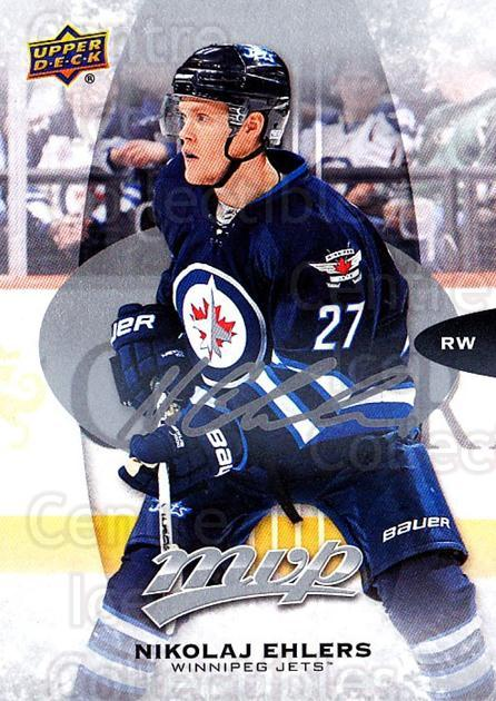 2016-17 Upper Deck MVP Silver Script #192 Nikolaj Ehlers<br/>3 In Stock - $2.00 each - <a href=https://centericecollectibles.foxycart.com/cart?name=2016-17%20Upper%20Deck%20MVP%20Silver%20Script%20%23192%20Nikolaj%20Ehlers...&quantity_max=3&price=$2.00&code=717231 class=foxycart> Buy it now! </a>