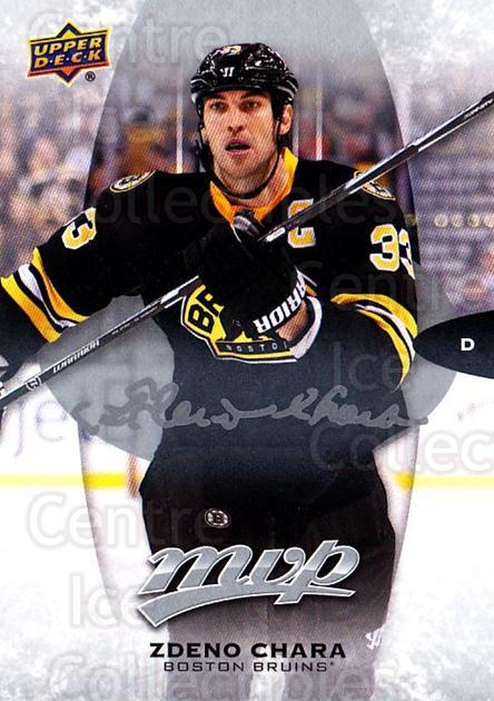 2016-17 Upper Deck MVP Silver Script #52 Zdeno Chara<br/>1 In Stock - $2.00 each - <a href=https://centericecollectibles.foxycart.com/cart?name=2016-17%20Upper%20Deck%20MVP%20Silver%20Script%20%2352%20Zdeno%20Chara...&quantity_max=1&price=$2.00&code=717244 class=foxycart> Buy it now! </a>