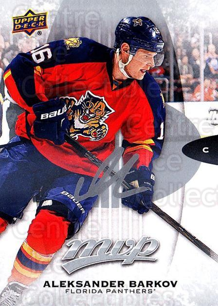 2016-17 Upper Deck MVP Silver Script #65 Aleksander Barkov<br/>1 In Stock - $2.00 each - <a href=https://centericecollectibles.foxycart.com/cart?name=2016-17%20Upper%20Deck%20MVP%20Silver%20Script%20%2365%20Aleksander%20Bark...&quantity_max=1&price=$2.00&code=717246 class=foxycart> Buy it now! </a>