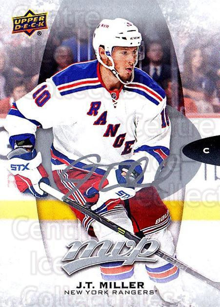 2016-17 Upper Deck MVP Silver Script #113 JT Miller<br/>2 In Stock - $2.00 each - <a href=https://centericecollectibles.foxycart.com/cart?name=2016-17%20Upper%20Deck%20MVP%20Silver%20Script%20%23113%20JT%20Miller...&quantity_max=2&price=$2.00&code=717256 class=foxycart> Buy it now! </a>