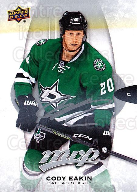 2016-17 Upper Deck MVP Silver Script #5 Cody Eakin<br/>1 In Stock - $2.00 each - <a href=https://centericecollectibles.foxycart.com/cart?name=2016-17%20Upper%20Deck%20MVP%20Silver%20Script%20%235%20Cody%20Eakin...&quantity_max=1&price=$2.00&code=717275 class=foxycart> Buy it now! </a>