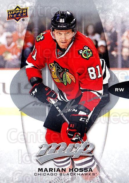 2016-17 Upper Deck MVP Silver Script #17 Marian Hossa<br/>2 In Stock - $2.00 each - <a href=https://centericecollectibles.foxycart.com/cart?name=2016-17%20Upper%20Deck%20MVP%20Silver%20Script%20%2317%20Marian%20Hossa...&quantity_max=2&price=$2.00&code=717283 class=foxycart> Buy it now! </a>