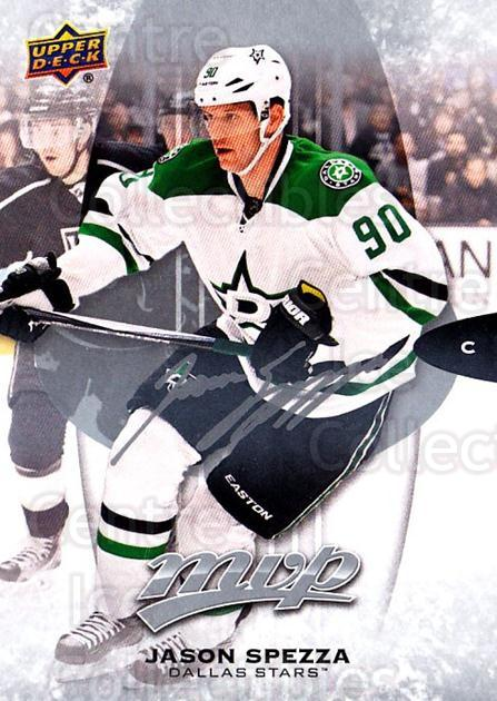 2016-17 Upper Deck MVP Silver Script #18 Jason Spezza<br/>1 In Stock - $2.00 each - <a href=https://centericecollectibles.foxycart.com/cart?name=2016-17%20Upper%20Deck%20MVP%20Silver%20Script%20%2318%20Jason%20Spezza...&quantity_max=1&price=$2.00&code=717284 class=foxycart> Buy it now! </a>